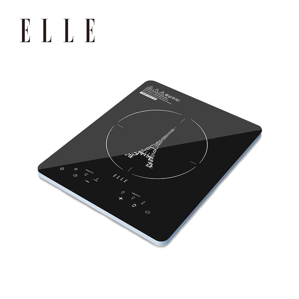 [ELLE] 프렌치 코드 인덕션 (블랙) GEI-001
